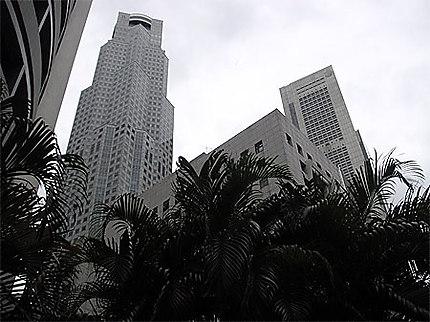 Immeubles du centre financier
