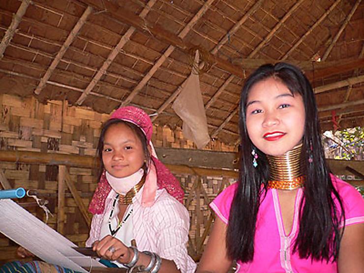 Les rites de la culture Kayan Lahwi