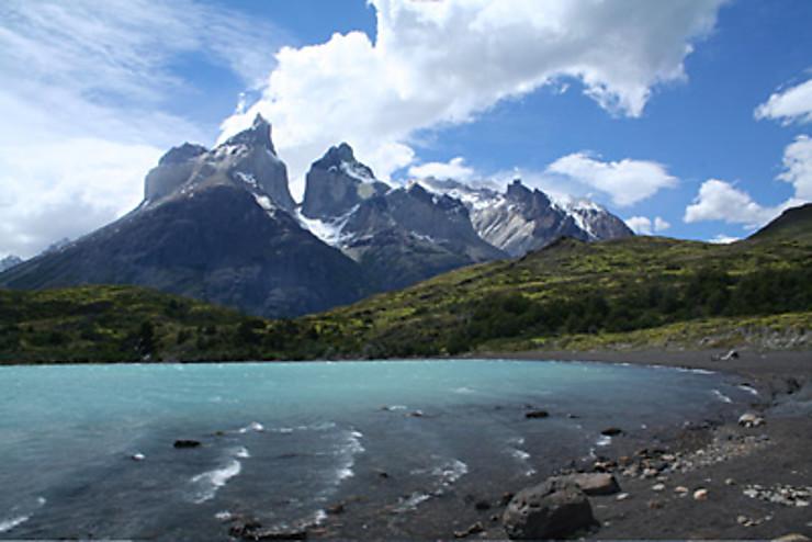 Le Parc Torres del Paine sous le vent