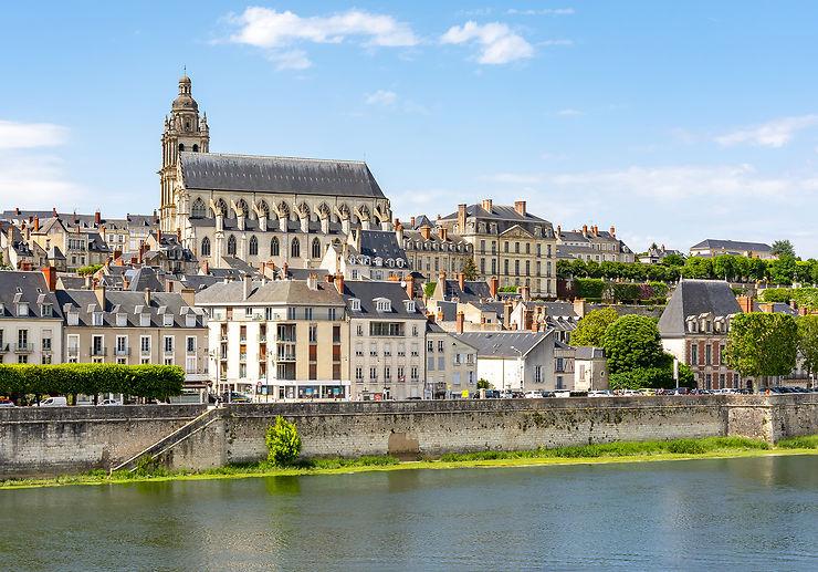Balade dans le Vieux Blois