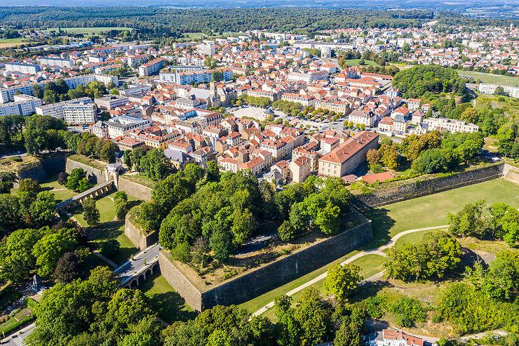 Ville neuve de Longwy, Meurthe-et-Moselle