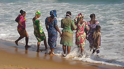 Plage de Lomé