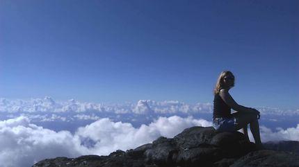 Piton de la Fournaise île de la Réunion