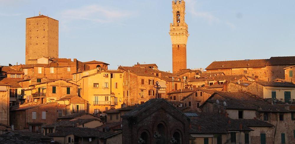 En passant par la Toscane