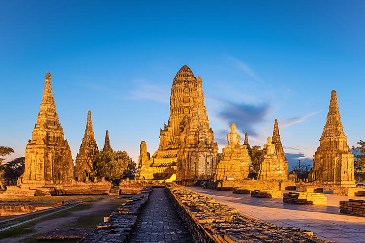 Ayutthaya, l'apogée du Siam