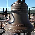 La cloche de la tour de l'horloge