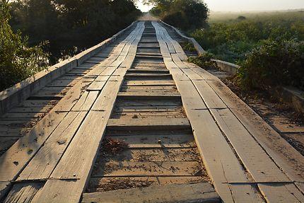 Il suffit de passer le pont