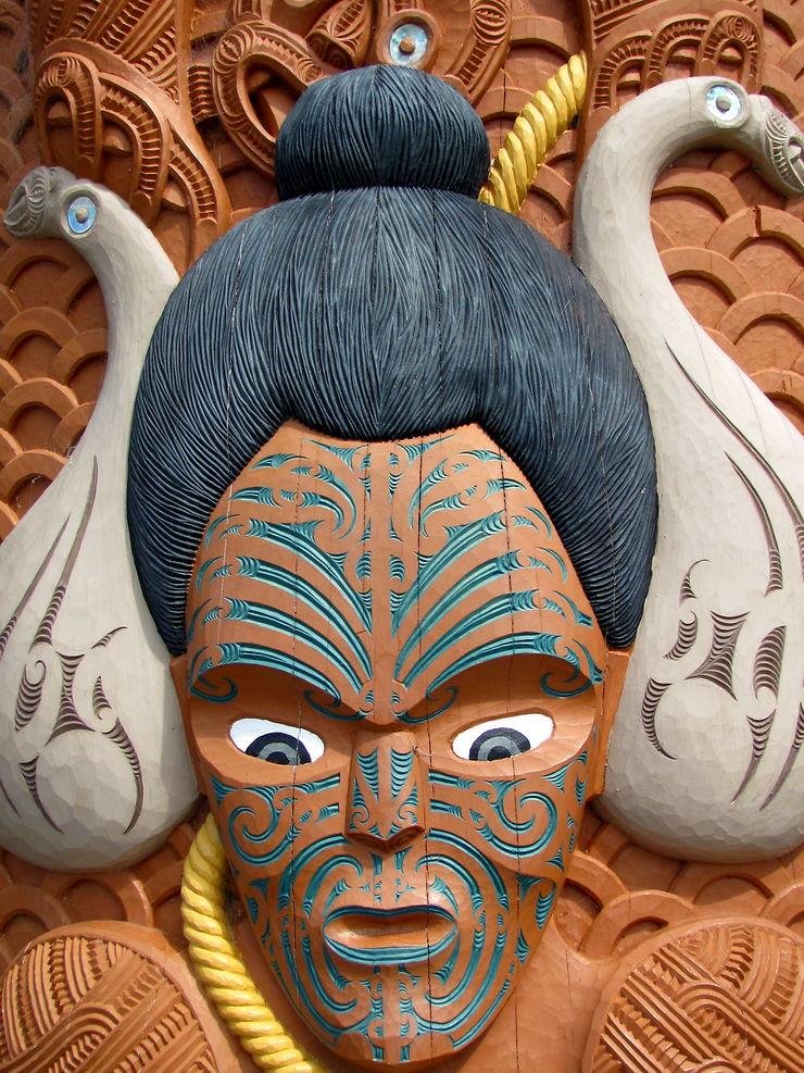 Art Maori, Nouvelle-Zélande