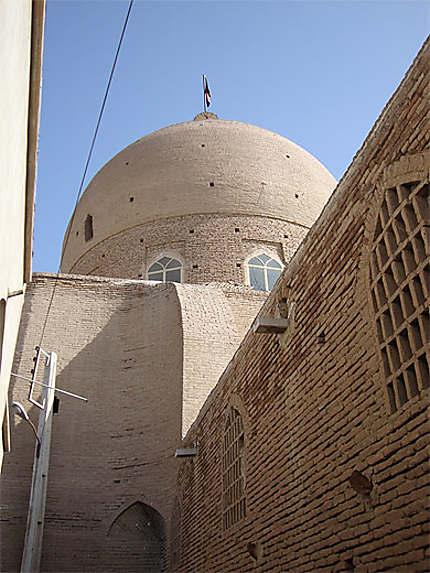 Architecture typique de Kashan