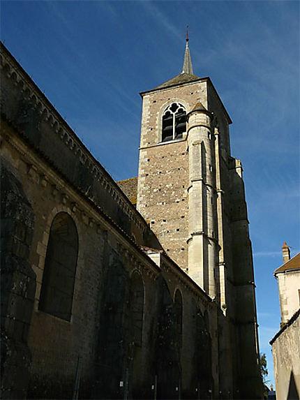 L'église Saint-Lazare