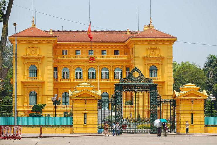 L'ancien quartier français de Hanoi