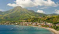 La Martinique, plein soleil aux Antilles