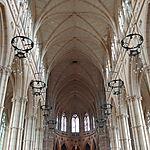 Intérieur de la cathédrale d'Arundel