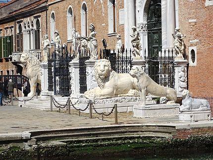 L'arsenal de Venice