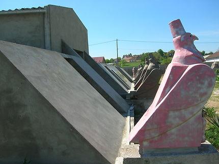 Pyramide de Cormatin