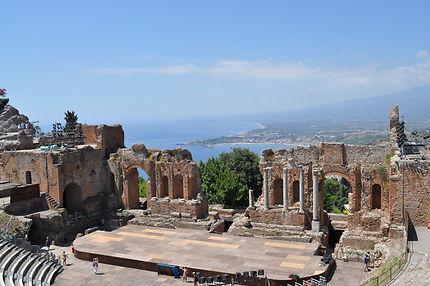 Amphithéatre de Taormina