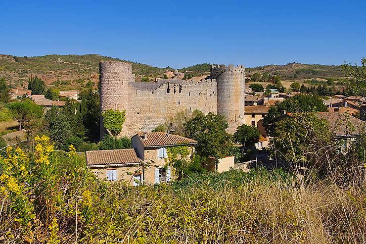 Corbières : les cathares, de Lagrasse à Aguilar