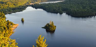 Canada : des chutes au lac Saint-Jean - 18J/17N