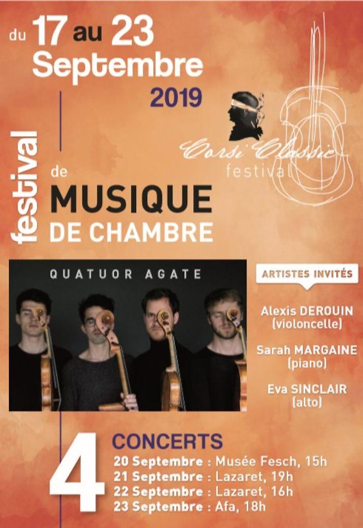 Festival CorsiClassic en Corse