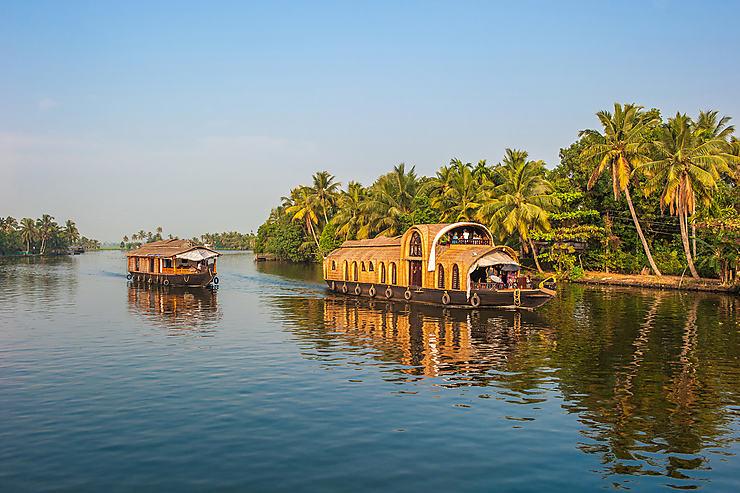 Inde : des palais du Rajasthan aux backwaters du Kerala