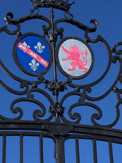 Armoiries du Château de Condé en Brie