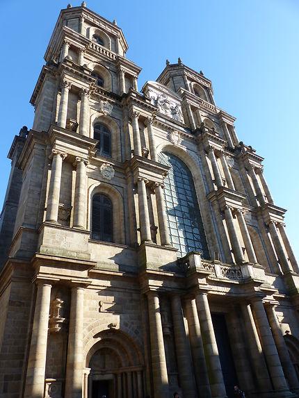La cathédrale St Pierre de Rennes