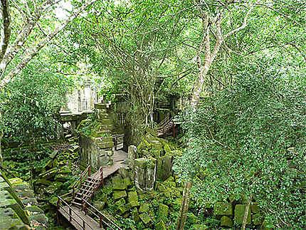 Temple oublié de Veng Mealer