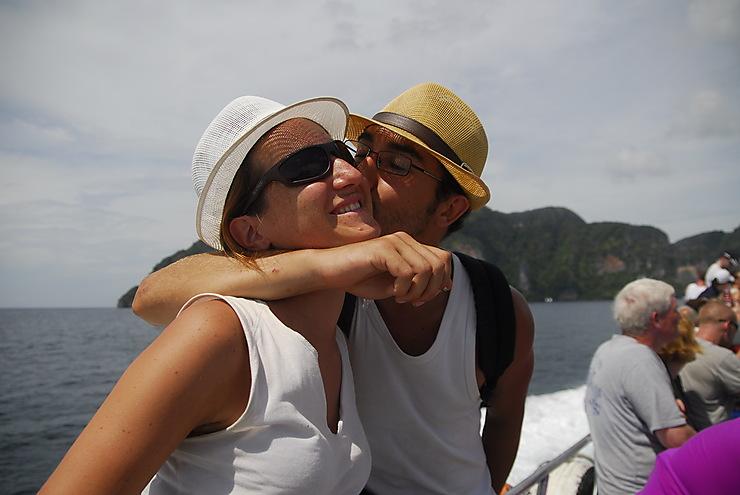 Ingrid et Christophe - Un voyage qui dure toujours…