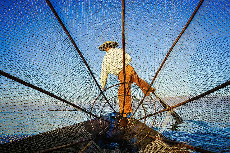Lac Inle (Birmanie)