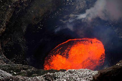 Volcan Marum et lac de lave, Vanuatu