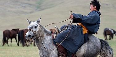 Le Grand tour de la Mongolie - 21J/20N