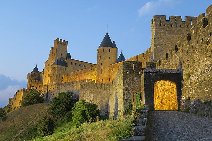 La Cité de Carcassonne : la machine à remonter le temps