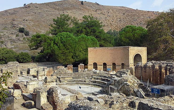 La Messara, grenier des dieux
