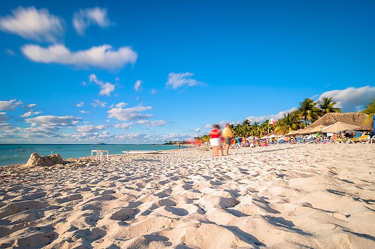 Isla Mujeres, une île entre le ciel et l'eau