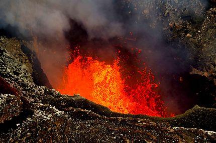 Volcan Benbow, Vanuatu
