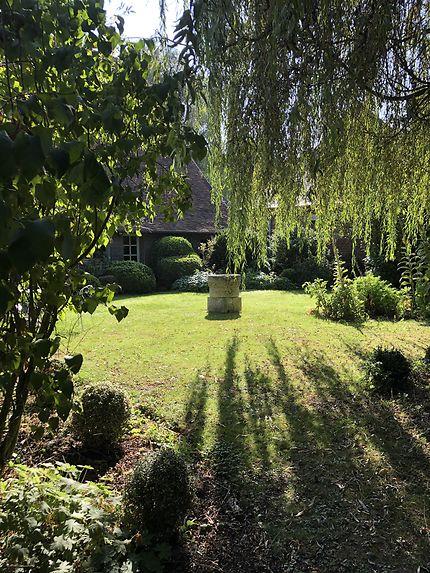 Jardin du Prieuré de St Arnoult