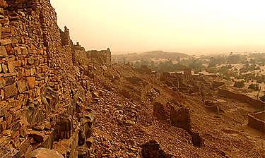 Ouadane (désert de l'Adrar)