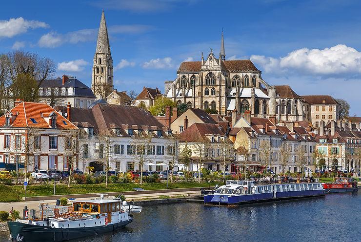 Auxerre, capitale de l'Yonne