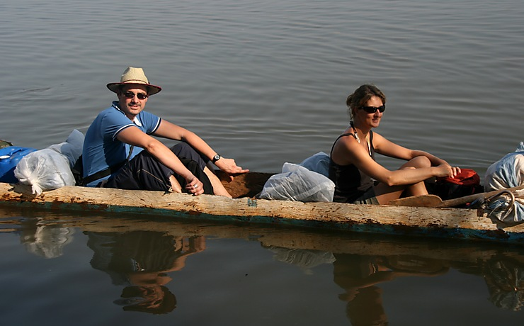 Florence et Julien - Coup de foudre sur la Nationale 7, Madagascar