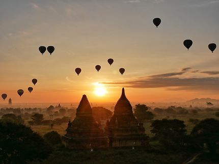 From Bagan with love