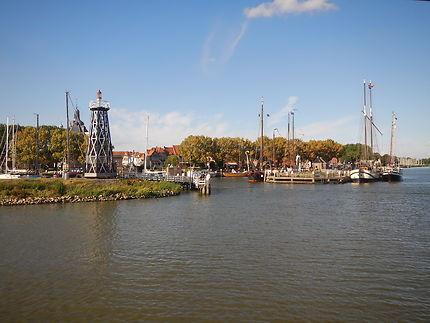 Ville portuaire d'Enkhuizen