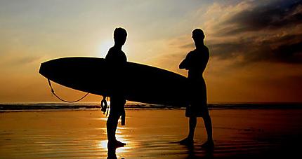 surf en martinique