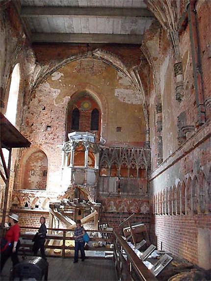 Eglise de la forteresse