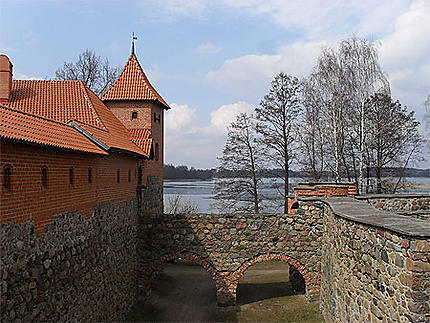 Douves du château
