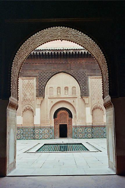 Médersa Ben-Youssef