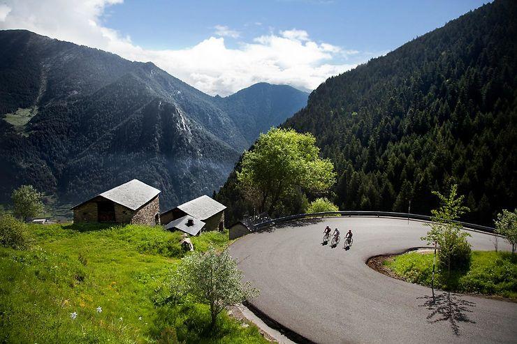 Vélo en Andorre