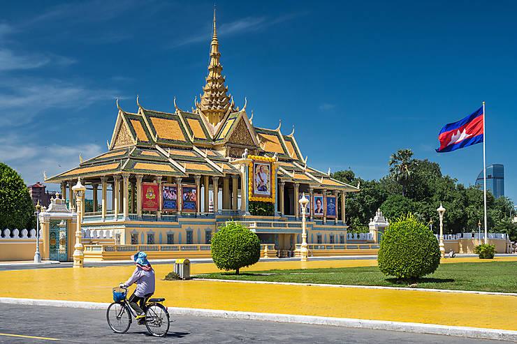 Formalités - Cambodge : augmentation de 5 € des frais de visas