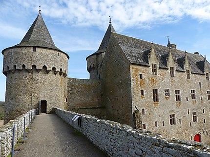 Un vrai château