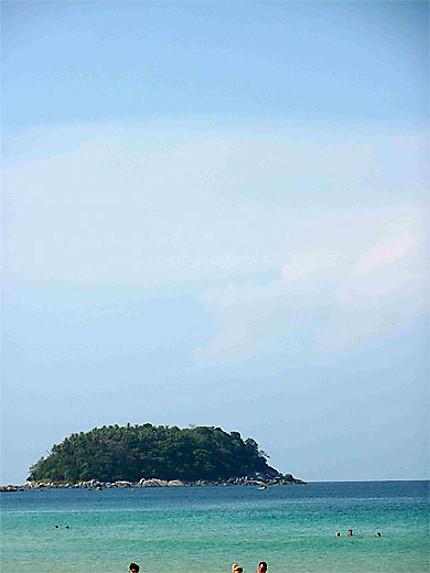 Ilet à Karon Beach
