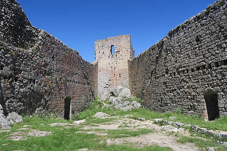 Ariège : Montségur, capitale des cathares